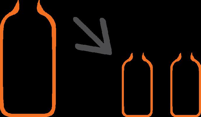 RSV-bottles